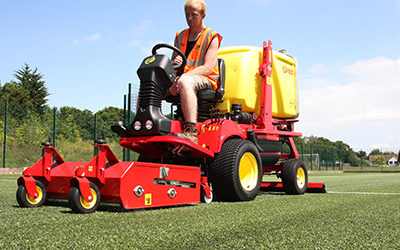 College 3G Pitch Gets Revived