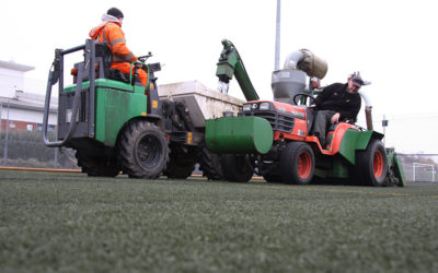 FA Recommends Replay Maintenance to Shrewsbury Sports Village