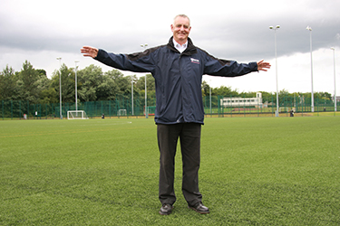 Replay Revive® University's All Weather Pitches