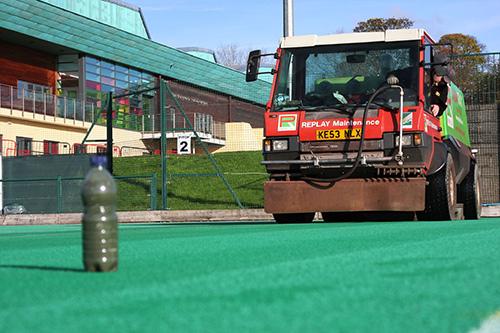 Replay Maintenance Praised By Tonbridge School
