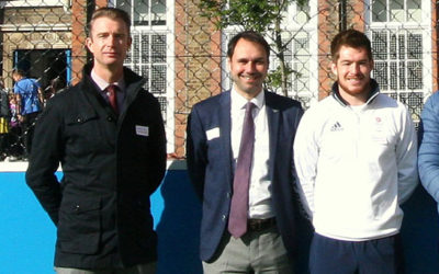 Replay and England Hockey extend agreement for a further 2 years