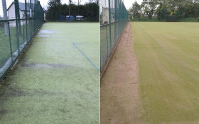 Replay adds 5 years life to Chipping and Districts artificial pitch
