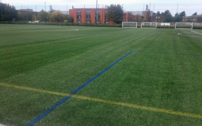University of Nottingham and Replay – the dream ticket to preserving synthetic surfaces